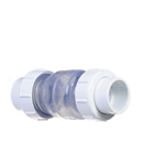 "1.5"" D/U Clear Check Valve"
