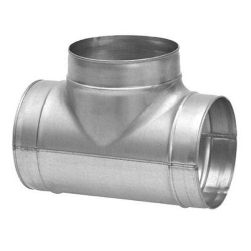 Ductwork - 224mm - 90 Degree Pressed Tee