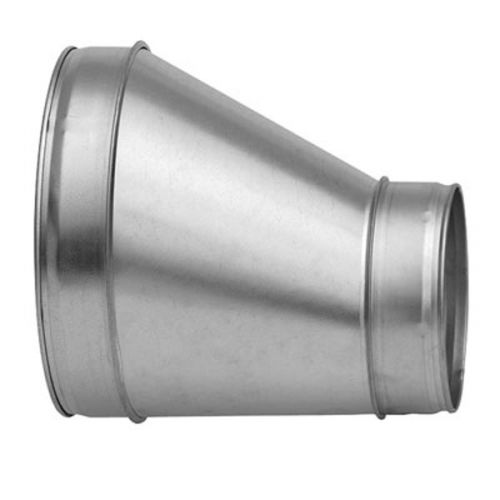 Ductwork - 400mm - Offset Conical Reducer Long